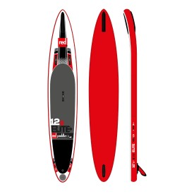 2016 Red Paddle Co 12-6 Elite inflatable racing paddle board