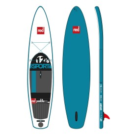 2016 Red Paddle Co 12-6 Sport inflatable paddle board SUP