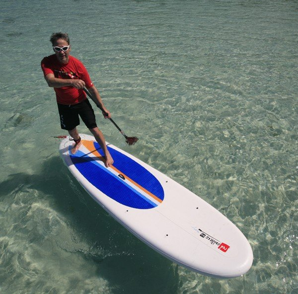 Red Paddle Co 10ft6in Ride inflatable SUP review