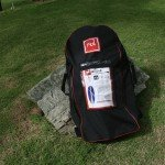 front of inflatable sup back pack