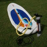 pump for inflatable sup red paddle co