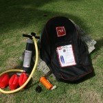 red paddle co sup bag and gear