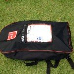 Back pack for inflatable SUP by Red Paddle Co