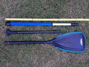 EPIC Edge adjustable SUP paddle