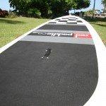 EVA deck area traction pad