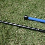 Handle and main shaft of SUP paddle