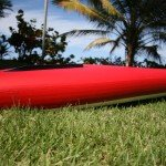 Nose of the inflatable SUP