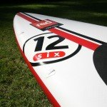 Red Paddle Co 12ft 6in racing SUP