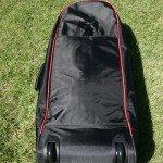 Wheels and hidden backpack straps on bag in v2.0