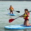 Safety on a SUP by Waima School