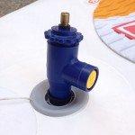 K Air 2 Tire Schrader valve SUP inflator1