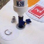 K Air SUP inflator tire schrader valve adaptor1