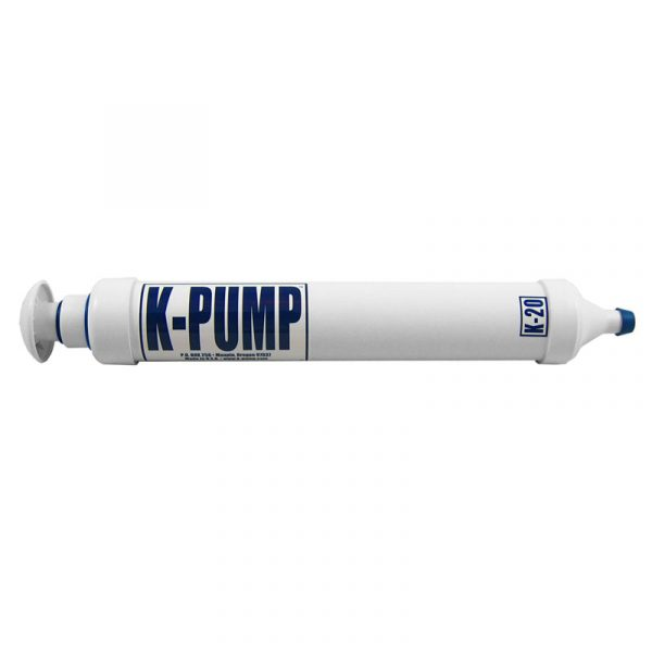 K Pump K 20 SUP inflator iSUP pump