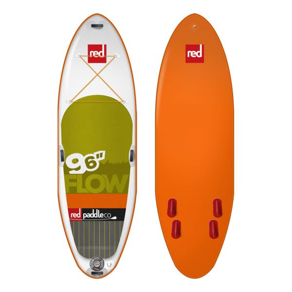 9ft 6in Red Paddle Co inflatable SUP 2015
