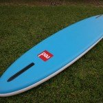 Nose runner fin red Paddle Co SUP 12 6 Inflatable Explorer