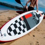 Red Paddle Co 12ft 6in Elite 2015 Race SUP inflatable