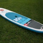 Red Paddle Co 2015 10 6 Ride inflatable SUP