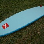 Tec Air Red Paddle Co ride 10 8 2015