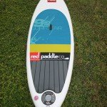 2015 Red Paddle Co Surf Star 9 2 inflatable SUP