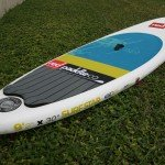 Red Paddle Co 2015 Surf SUP 9 2 inflatable board