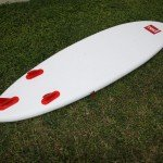 Red Paddle Co 2015 Surf inflatable SUP 9ft 2in