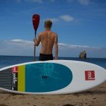 Red Paddle Co 2015 inflatable SUP Surf Star 9 2