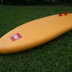Red Paddle Co inflatable SUP Flow