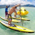 2015 Naish ONE 12 6 inflatable sup paddle board