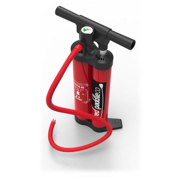 Titan SUP Pump Red Paddle Co Titan pump 2015-2