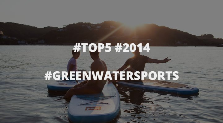 top 5 paddle boarding articles of 2014 on GWS