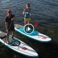 videos to learn how to stand up paddle board
