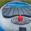 Tire valve adaptor scrader inflatable sup valve