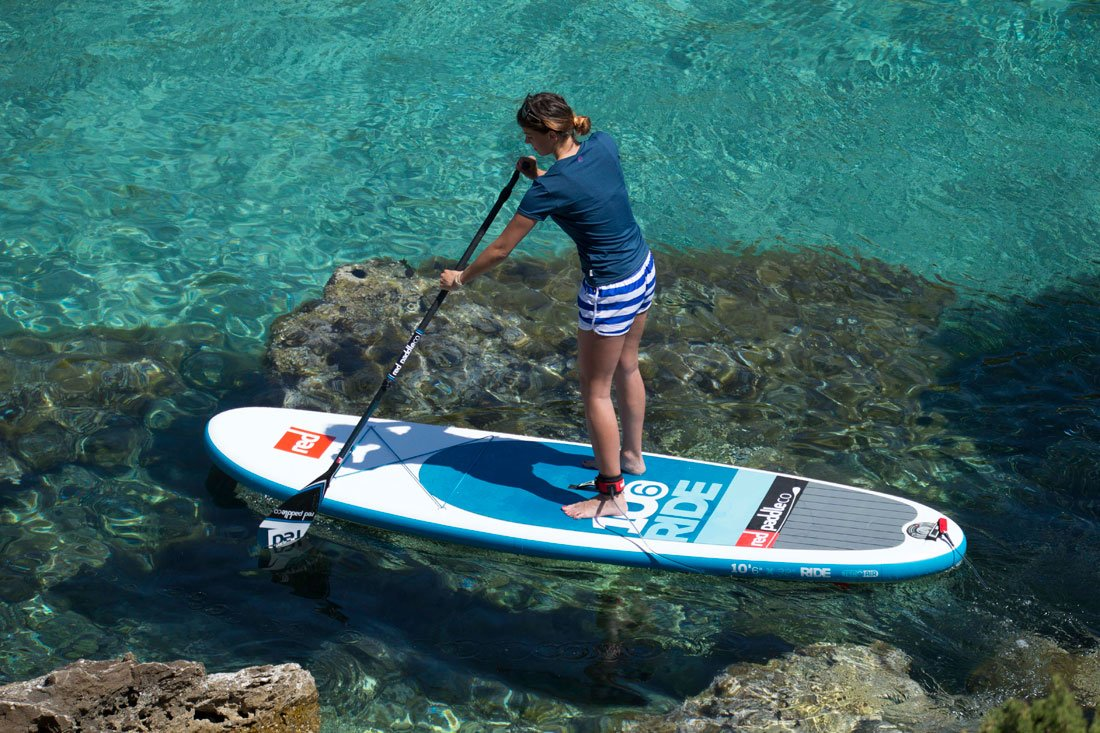 """Image result for Red Paddle 10'6"""" Ride"""