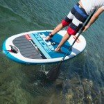 2016 Red Ride 10 6 paddle board
