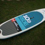 5 Red Paddle Co inflatable paddle board