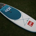 8 Red Air Ride 10 6 paddle board