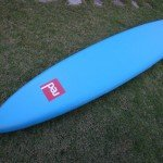 12 6 Sport touring SUP Red Air paddle board