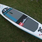 2016 Red Air paddle board SUP 12 6 Sport