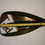 nylon blade size