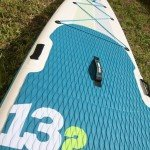 inflatable paddle board touring sup explorer 13 2