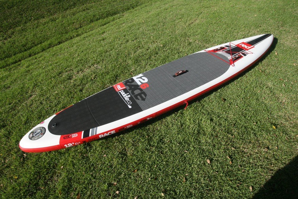 2016 Red Paddle Race 12 6 inflatable paddleboard