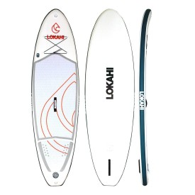 Lokahi Water Explorer 9-5 inflatable paddle baord SUP