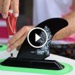 how to insert starboard astro inflatable sup fins