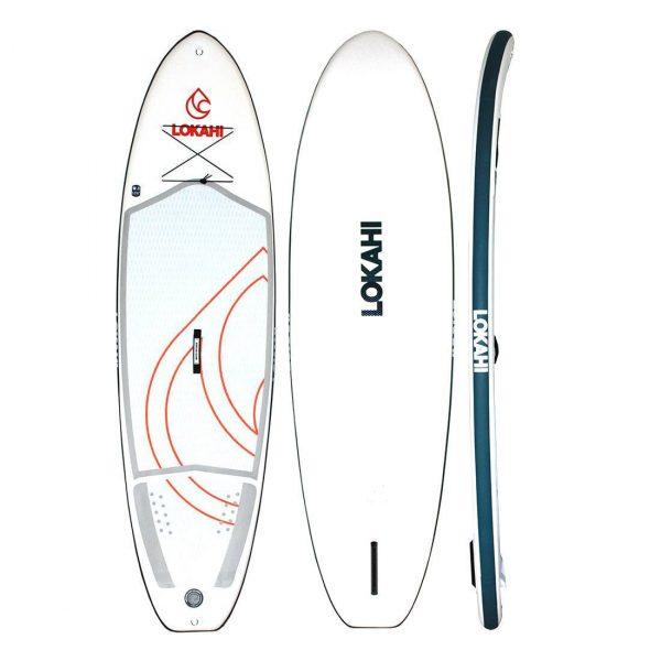 Lokahi Water Explorer 10-6 inflatable paddle baord SUP