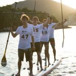 Red Paddle 2017 Dragon Winners are grinners