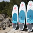Red paddle Co 2017 Ride family of sup boards