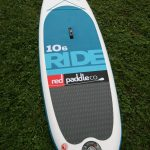 6 red paddle ride 10 6 2017 isup