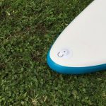 Nose d ring inflatable paddle board Sport SUP