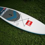 Red Paddle Co 11 3 Sport inflatable paddle board sup