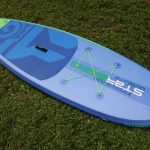 starboard 2017 inflatable paddle board whopper zen sup